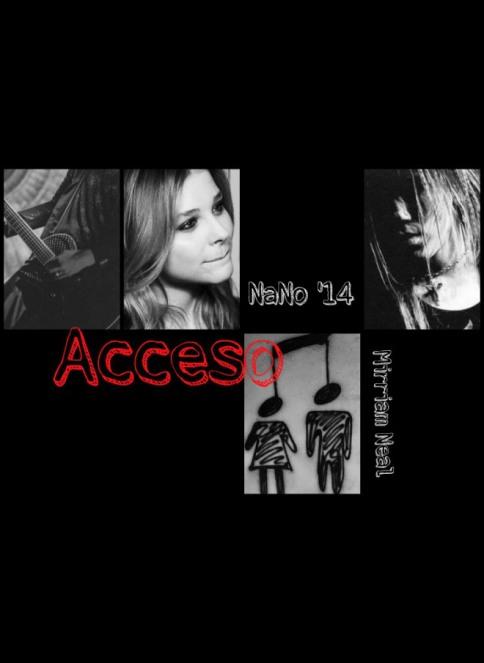 Accceso cover